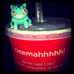 lensless-glasses:  You liked Snow White and the Huntsman too Bulbasaur?  BULBASAHHHHHH!