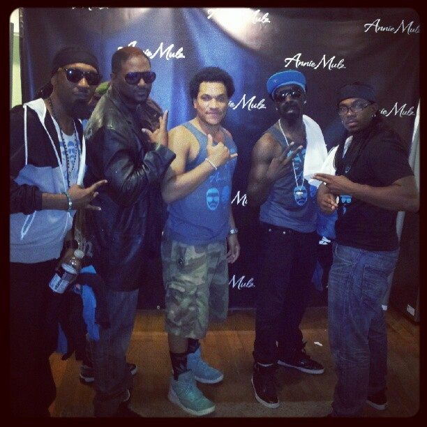 @TurquoiseJeep w/ Co-Founder @MatthewElijahO! #JoinThePride  (Taken with Instagram)