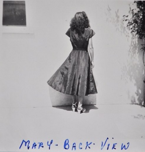 mudwerks:  (via Mary Back View ~ Candler Arts)