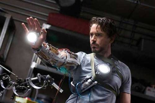 Robert Downey Jr, Iron Man.