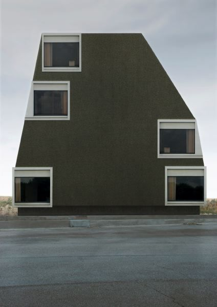 Bildbauten by Philipp Schaerer View the steps of development for one of the images here.