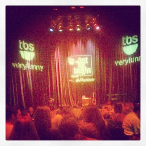 @realjeffreyross is about to roast 1970s Chicago. (Taken with Instagram at Park West)