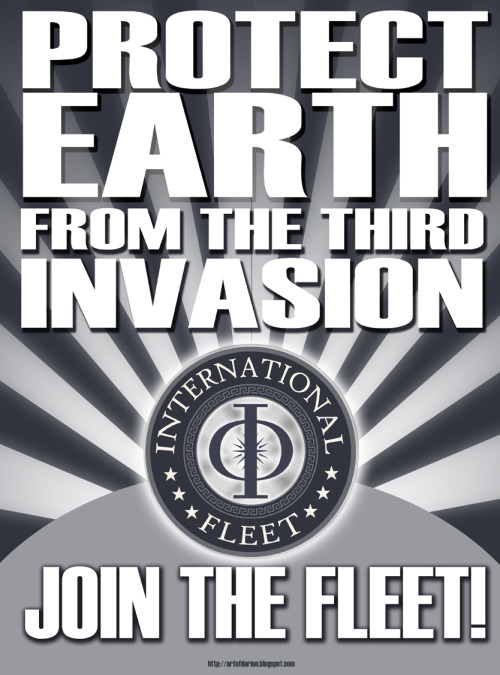 Protect Earth from the Third Invasion. Join the International Fleet