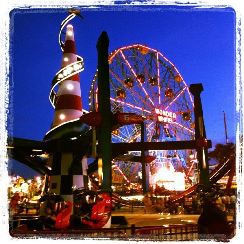 Coney Island (Taken with Instagram)