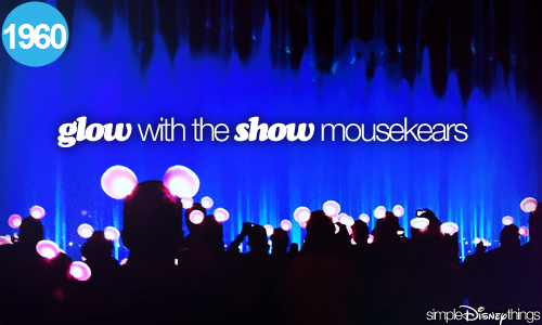 jackblacksaidnodrums:  kaylaroseee:  simpledisneythings:  Glow with the show ears interact with the World of Color. Can't get much better than that.   wait WHAT.  They're new as of today. They have wireless transceivers in them that interact with both World of Color and Mad T Party (and other things supposedly), and they glow with the show pretty much. This was the best showing of world of color I had ever seen. Every single person in the crowd had the ears on. It was amazing!