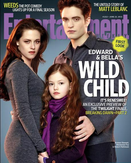 Cover photo Entertainment Weekly