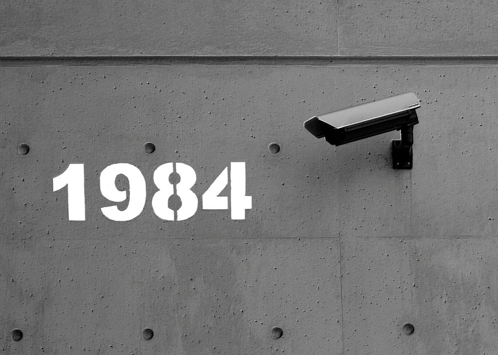 "motherfuckinscifi:  Noah Oppenheim and Shepard Fairey Tapped to Join ""1984"" Whether you want it or not, Image Entertainment is pushing forward with its adaptation of George Orwell's dystopian thriller, 1984. For those of you who weren't paying attention in high school English, the story is set in a totalitarian police state and follows one Winston Smith as he navigates a grisly future full of Newspeak, thought police, and Big Brother's watchful gaze. The cautionary tale is being written by Noah Oppenheim, Deadline revealed. Oppenheim is currently in the process of penning The Secret Life of Houdini with the director of The Hunger Games, Gary Ross, as well as two other remakes. Beyond that, his writing credit is sparse, but his producing credits extend to The Buried Life and The Today Show. In addition to the announcement of Oppenheim's attachment, famed artist Shepard Fairey is in talks to produce the revamped adaptation, though so far there's no backing for said rumor. We'll keep you updated on further information as it develops. [image]"