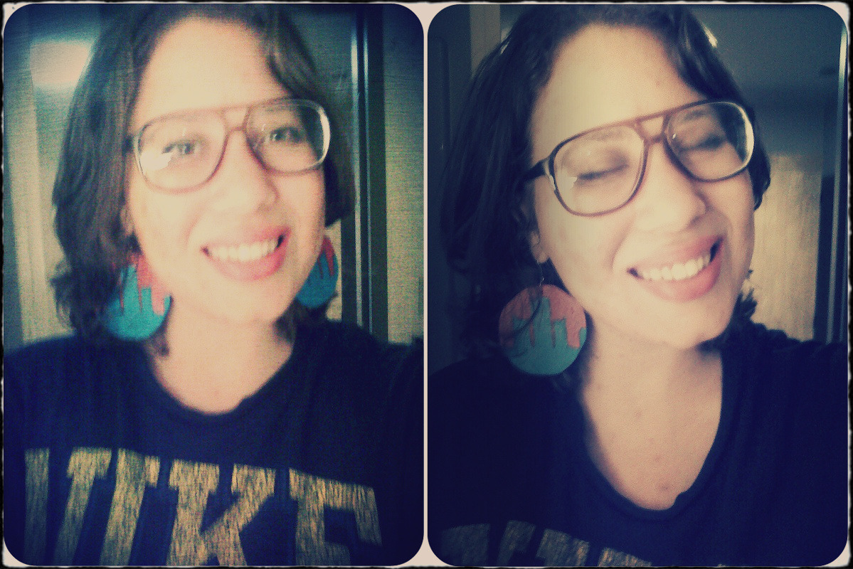 I have new glasses and I love them :D