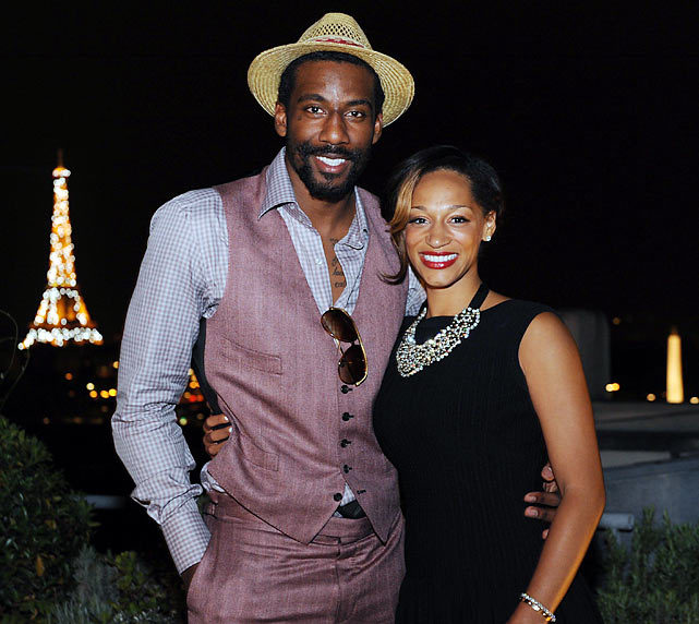 simplybasketball:  Amare Stoudemire and his Future Wife