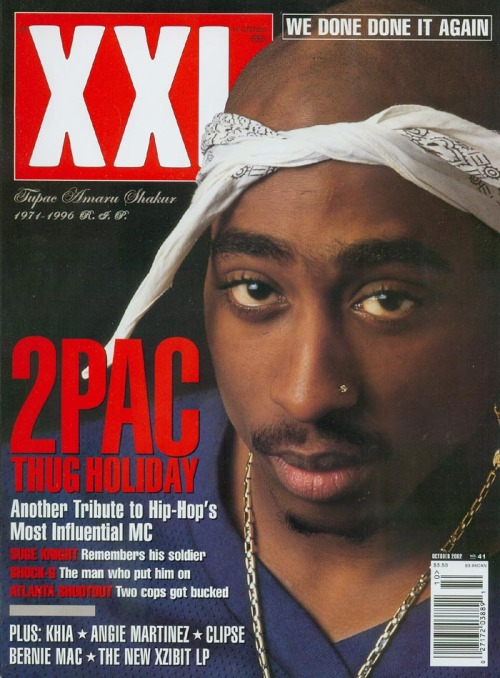 """Thug Holiday"" Happy Birthday 'Pac"