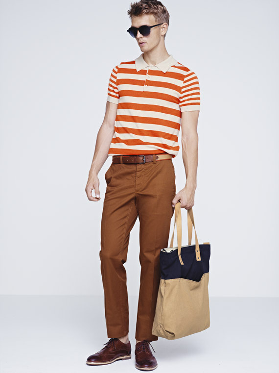 H&M Spring Summer 2012 Lookbook
