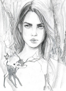 reginayazdi:  LOVE for Bambi Northwood Blyth