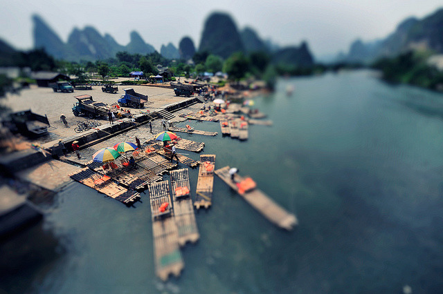 (via 20 Stunning Tilt Shift Photos)