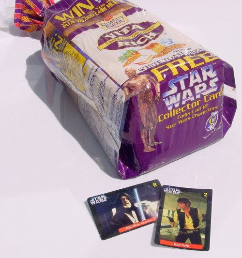 Quality Bakers Star Wars Bread, 1997. http://swnz.dr-maul.com/moretext.php?request=coll_qualbakers