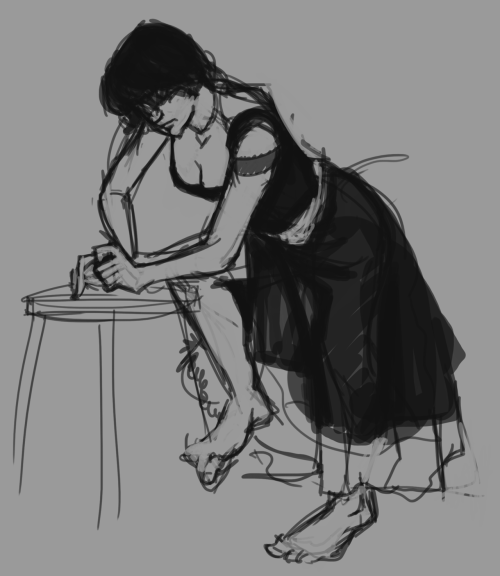 Old figure study I don't think I ever posted.