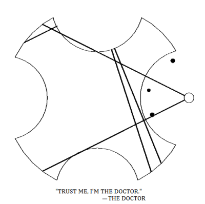 "strawberry-astronaut:  ""Trust me, I'm the Doctor"" in Gallifreyan (x)"