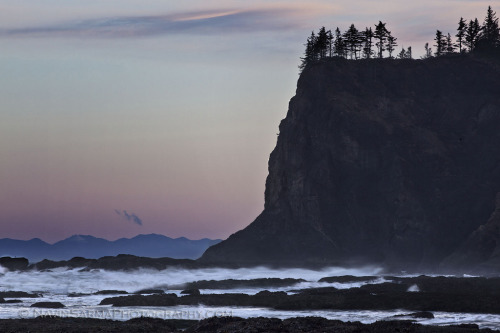Shi Shi Beach, Olympic National Park, Washington, United States