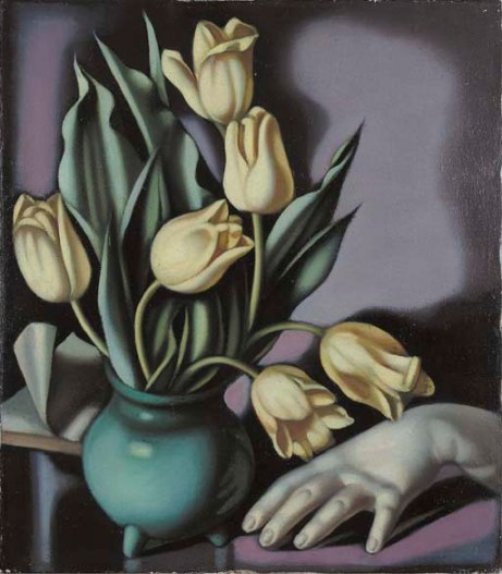 art-and-dream:  Artist painter Poland . Tamara de Lempicka (Łempicka) 1898 – 1980 born Maria Górska in Warsaw, Poland, was a Polish Art Deco painter    and  the first woman artist to be a glamour star