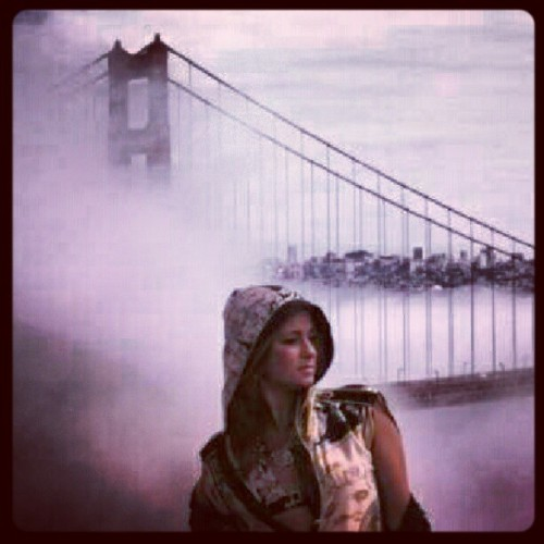 "I'm ""thinkin' thinkin'""… #MilanaMay #TheSpringSoul #think #clouds #sf #bridge #sky #goldengate #sanfrancisco #view #photography #landscape #nature #person #spirituality #faith #dream #love #lonely (Taken with Instagram)"