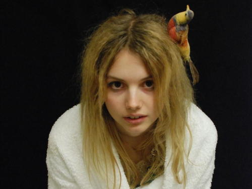 this-is-hard-core:  Cassie Ainsworth - The Modern Ophelia