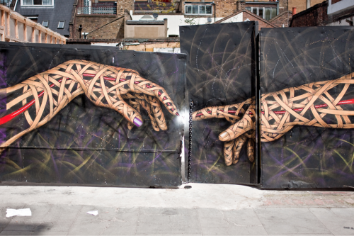 Touch, Brick Lane
