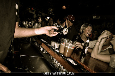 Irish Car Bomb! on Flickr.See more nightlife photos after the jump: http://www.partypantsphoto.com/manic-friday-at-midtown-bar-grill-feat-david-higgins-band-6-15-12/