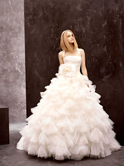 black-cottoncandy:  White by Vera Wang autumn / winter 2012 Look Book