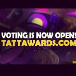 Show your support for your digital rockstars! Vote at tattawards.com now! #TattAwards  (Taken with Instagram)