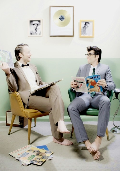 everythinghamishandandy:  92/100 Flawless Photos of Hamish and Andy
