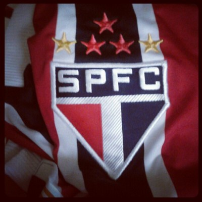 Best team in the world. #soccer #braziliansoccer #brazilianteam #spfc (Publicado com o Instagram)