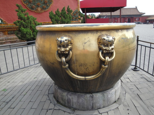 Giant Cauldron…death heads…China Source: (Zacapatista 2009)