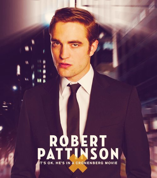 lauren0x:  Robert Pattinson  Eric Packer Cosmopolis Enough Said