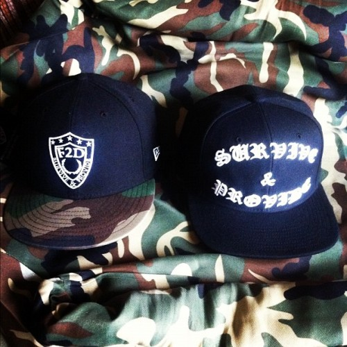 F2D NEW ERA & STARTER CAPS BOTH DROPPING VERY SOON NOW! #OFFICIAL COLLABS. #F2D #F2DCLOTHING #streetwear #starter #startercaps #newera #headwear #snapback #snapbacks #fashion #style #streetwear #instafashion #instastyle #us #COMINGSOON #hat #cap #brum #birmingham #instagood #iphonesia #igs #igers #teamf2d #surviveandprovide #todayimwearing #hiphop #swag #dope #sick (Taken with Instagram)