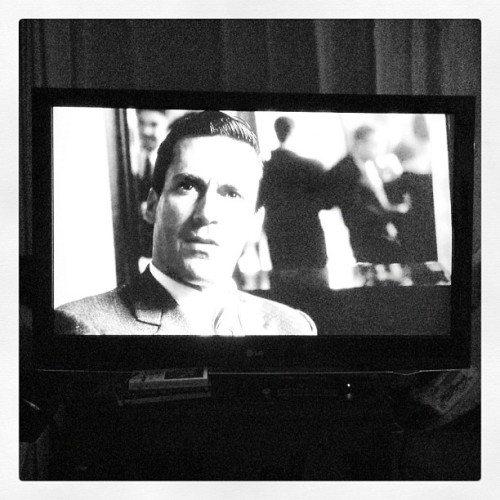 "Moment of Clarity | ""Mad Men"" Pilot (Taken with Instagram)"