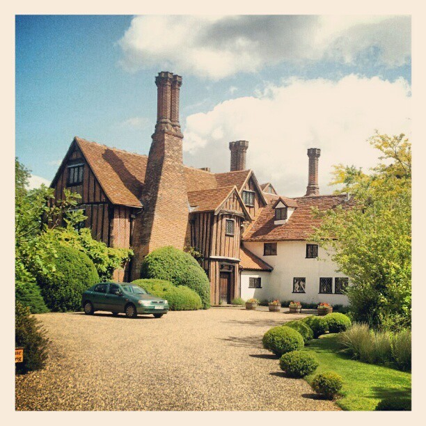 #ottley, #hall, #suffolk, #country, #house, #instagram  (Taken with Instagram)