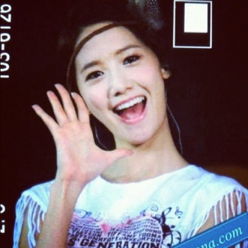 #snsd #GG #yoona #yoonaddict #deeryoona #pretty  (Taken with Instagram)