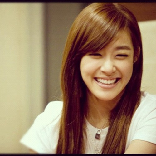 #snsd #GG #tiffany #fanytastics #eyesmile #pretty #cute  (Taken with Instagram)