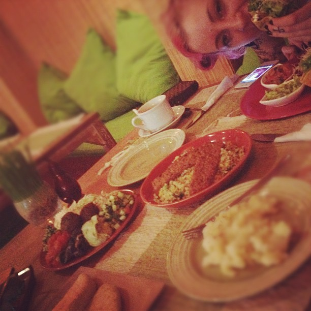 A FEAST. #vegan #food #porn #bali @lunatrash  (Taken with Instagram)