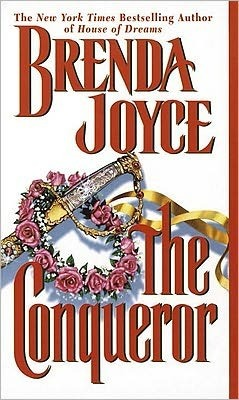 privatelibrarybook:  De Warenne Dynasty 1: The Conqueror by Brenda Joyce Like a pagan god, Rolfe the Relentless rode into Castle Aelfgar to claim it as his prize—and Lady Alice as his bride.  Lauded for his bravery in France, in England he was the hated enemy.  Once ensconced in his new domain, Rolfe became determined to tame the Saxon beauty Ceidre, Alice's illegitimate sister, whose spirit and sensuality make him risk treason to have her—not Lady Alice—in his bed…Mysterious and seductive, she was no lady but a spy for the rebel cause of her noble half brothers.  Refusing to bow to this arrogant warrior who ignited her forbidden passion, Ceidre was swept into a dangerous liaison tied to the fate of England and kings.  Yet with his kisses on her lips, his skillful hands on her body, she would have to struggle not to surrender to… The Conqueror.