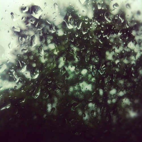 Rain (Taken with Instagram)
