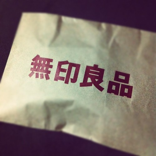 #muji (Taken with Instagram)