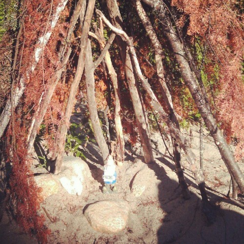#gnome #teepee (Taken with Instagram)