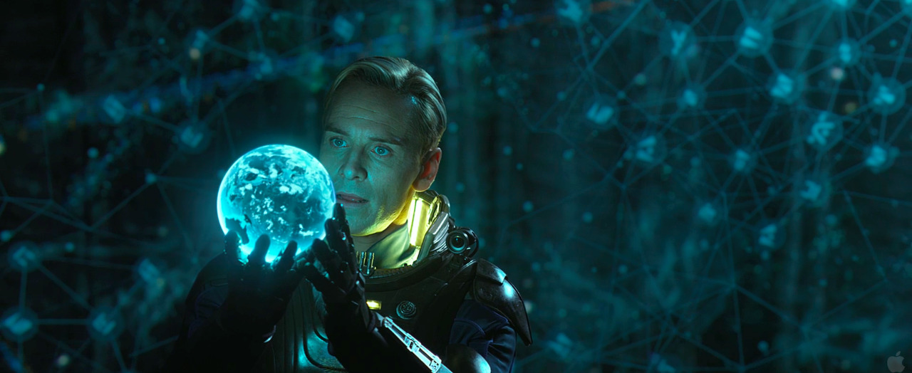 Prometheus (Ridley Scott, 2012)
