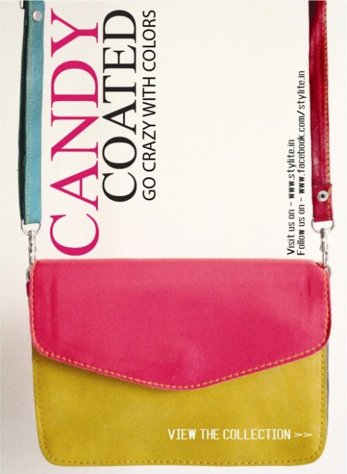 """CANDY COATED"""