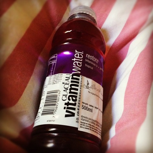 After party @vitaminwater_cl #vitaminwater (Tomada con Instagram)