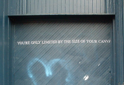 You are only limited by te size of your canvas