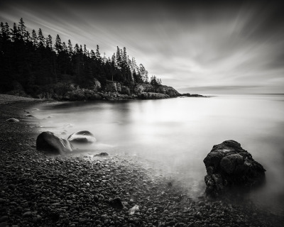 Little Hunter Beach, Seal Harbor, Maine© Nate Parker Photography