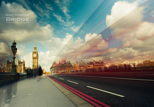 Westminster Bridge, London, England©  - Itch -