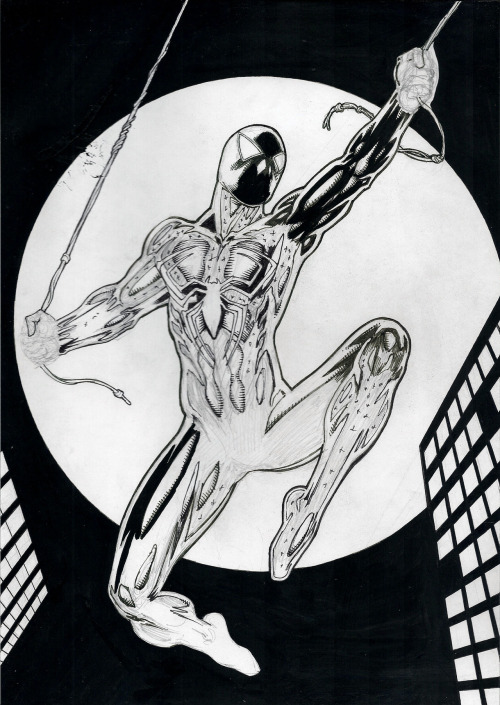 Here is a progress sneak peak of a Spider-man commission I'm getting from Elton Ramalho.  It's going to be awesome   http://www.comicbookquest.com/commission-art-work/commission-art/commission-comic-book-art-by-elton-ramalho/