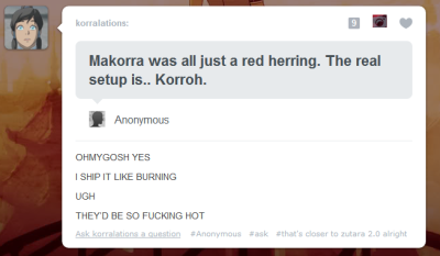 spiritworld-bathroom:  OH MY GOD YES KORROH I SHIP IT